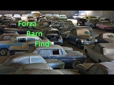 La Grange Au V8 by Martin Barn Find Forza Horizon 2
