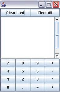 default layout manager of an applet java gui using applet gridbaglayout