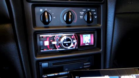 sound system for mustang jl audio car sound system on a 99 convertible mustang