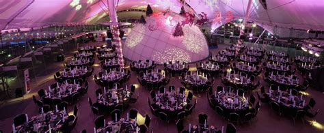 christmas party venues edinburgh scotland dynamic earth