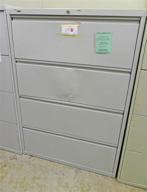 four drawer lateral file cabinet buy 36 quot wide four drawer lateral file cabinet for only