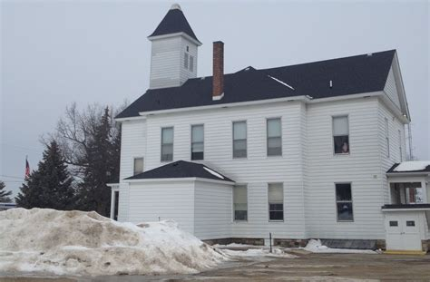 Michigan Court House by Panoramio Photo Of The Oscoda County Court House In Mio