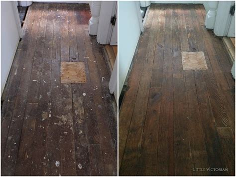 Stripping Wood Floor by Stripping Hardwood Floors Without Sanding