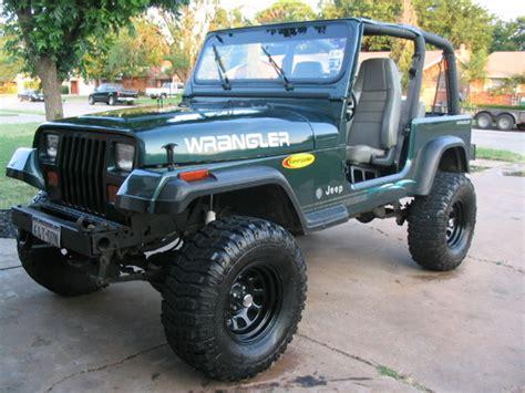 88 Jeep Wrangler Specs Tx Yj 1993 Jeep Wrangler Specs Photos Modification Info