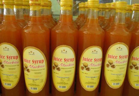 Jus Sirup Markisa Marquisa Juice jual fruit juice syrup sirup markisa asli harga