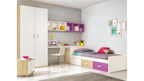 canapé lit chambre ado chambre ado design multicolore avec lit 3 coffres