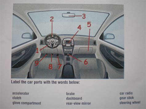 this is the interior of the inside part to the zoos i cars and driving relax speak english