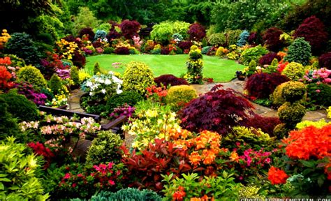 Most Beautiful Flower Gardens In The World The Most Beautiful Gardens In World You To Visit A Farewell Flower Garden Wallpapers