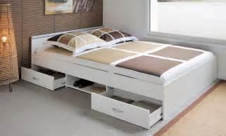 lit avec tiroirs zen ii lit chevet lit