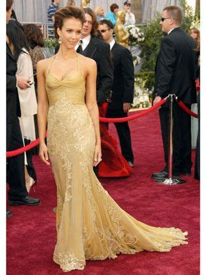 Oscars Carpet Alba by The Best Oscar Dresses Of All Time Versace Carpet