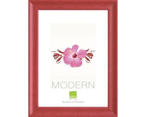 bilderrahmen modern bilderrahmen holz modern rot 13x18 cm bei hornbach kaufen