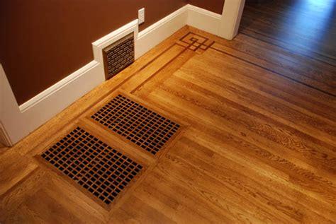 Wood Floor Vent Covers by Wood Floors Hawaii Hardwood Honolulu Vent