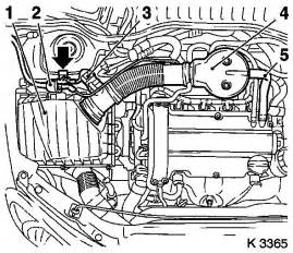 Opel Corsa Engine Diagram Vauxhall Workshop Manuals Gt Corsa C Gt J Engine And Engine