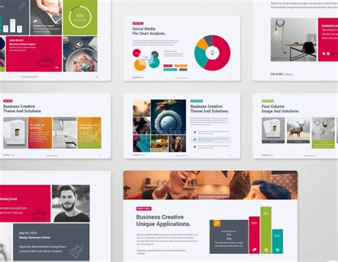download free modern powerpoint presentation template