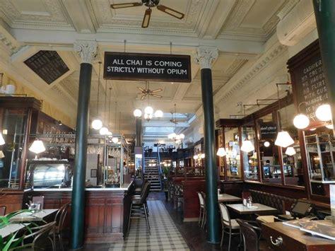 step  glasgows chaakoo bombay cafe dram scotland