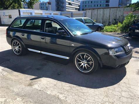Audi A6 4b Allroad up to date audi a6 4b allroad auf tomason tn8 alu s