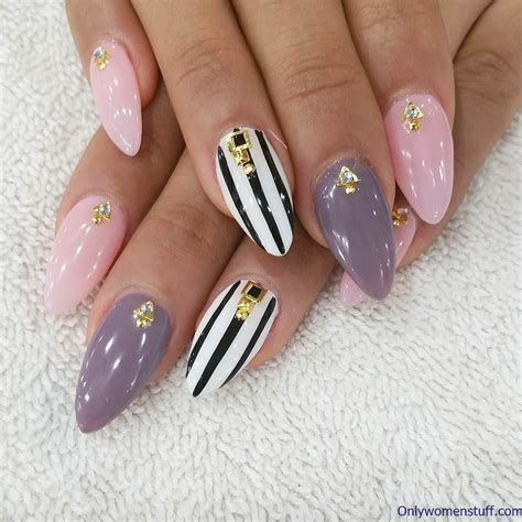 122 nail designs that you won t find on images - Nail Pictures