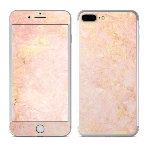 Marble Iphone 7 7s apple iphone 7 plus skin gold marble by marble