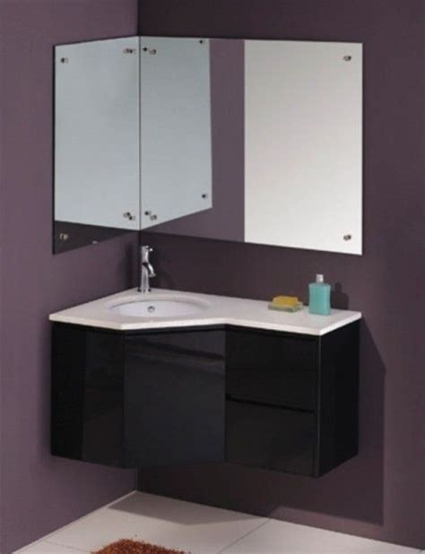 best 25 corner bathroom vanity ideas only on