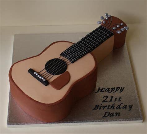 resultado de imagen de acoustic guitar cake template