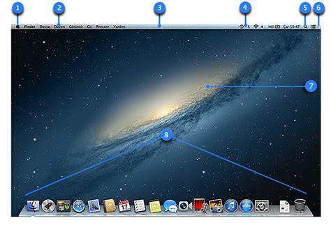 Resmi Macbook Air mac temel bilgileri masa 252 st 252 apple destek