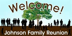 family reunion banner personalized family reunion