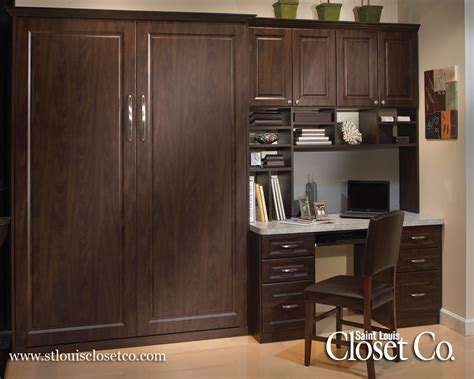 Murphy Bed With Closet by St Louis Murphy Beds Wall Beds Louis Closet Co