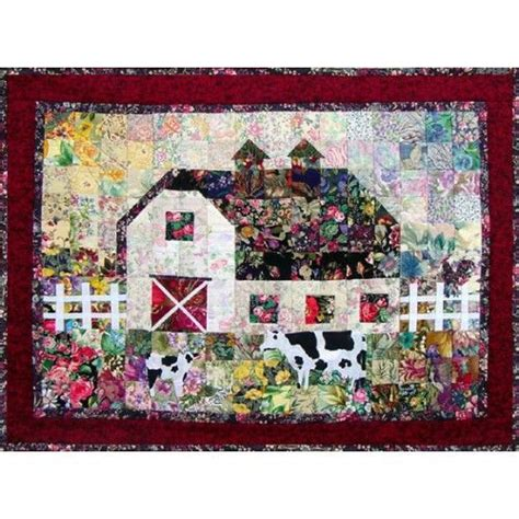 Farm Quilts by 1000 Images About Barn S In Fabric On Farm Quilt Barns And Farms