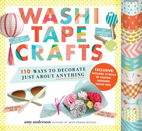 washi crafts book review washi crafts k bray designs