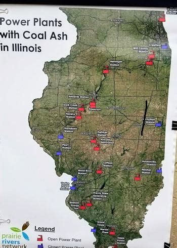 map of illinois power plants ameren shareholders holding company accountable peoria