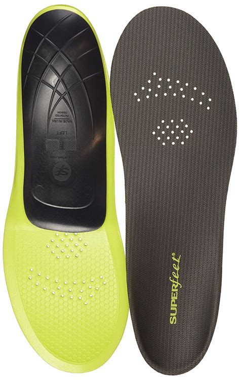 design and comfort shoes review superfeet carbon review thin comfort with beveled edge