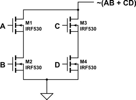 xnor gate transistor circuit how to construct cmos equivalent of an xnor gate using and or not gates electrical