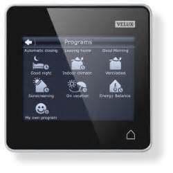 programmable blinds velux integra 174 roof windows remote controlled and