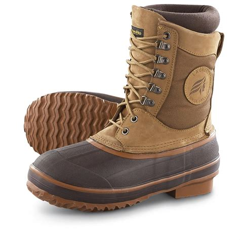 s pac boots s lacrosse 174 400 gram thinsulate ultra insulation