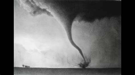 Realistic Tornado Drawing how to draw a realistic tornado drawing tutorial with