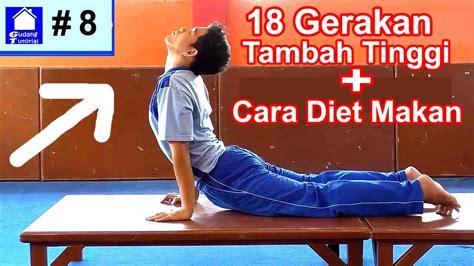 tutorial yoga untuk diet cara meninggikan badan diet makan untuk tinggi badan