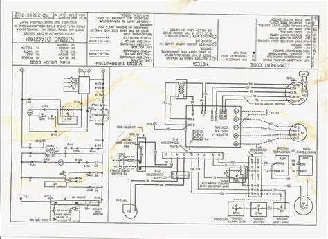 wiring diagram for a ruud heat images wiring