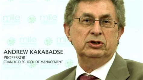 Cranfield Mba Review by Professor Andrew Kakabadse Cranfield School Of Management