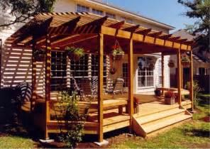 backyard decks building basics and concepts la property