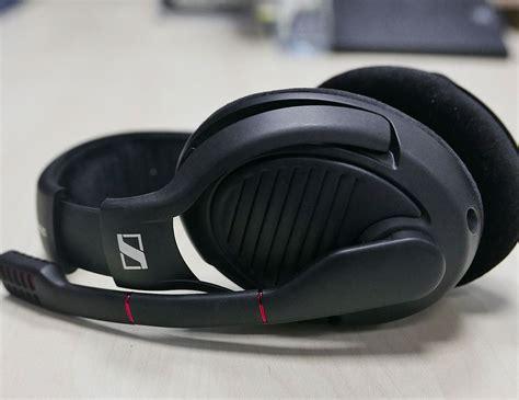 Harga Sennheiser Gaming Headset by Surround Sound Pc Gaming Headset By Sennheiser 187 Gadget Flow