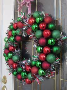 Handmade Wreath - sparkly wreath nest handmade