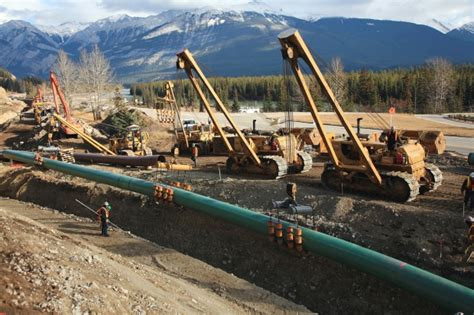 And The City In The Pipeline by Kinder Should Consult City On 3 8 Billion Pipeline