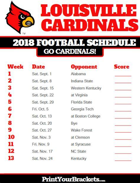 printable uk men s basketball schedule louisville cardinals basketball 2017 18 schedule autos post