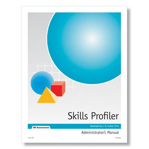 skills profiler test for employment and applicant testing