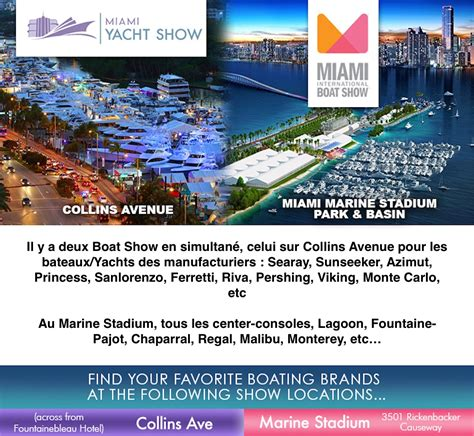 florida boat shows for 2018 miami yacht show miami boat show 15 19 fev 2018