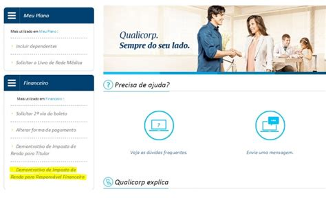 qualicorp demonstrativo imposto de renda 2016 qualicorp demonstrativo imposto de renda 2015