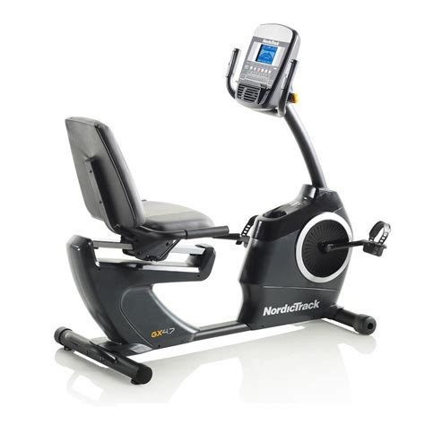 nordictrack gx 4 7 exercise bike ntex73915 the home depot
