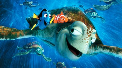 the finding finding nemo full hd wallpaper and background image