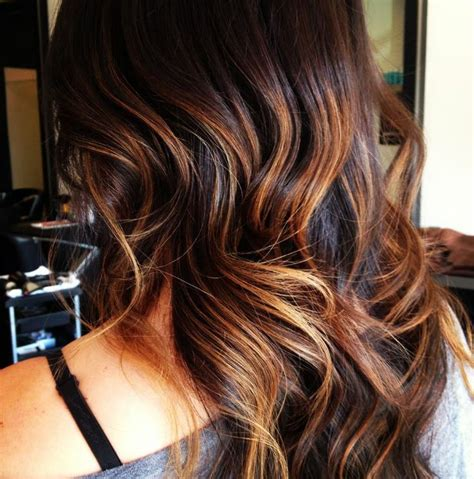 pictures of ombre highlights ombre highlights brown hair pinterest