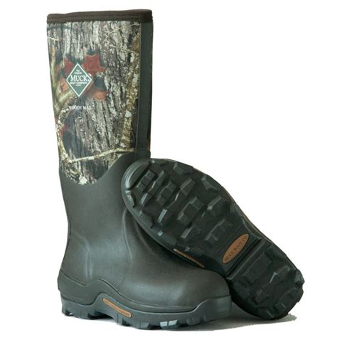 muck boot woody max camouflage wellie